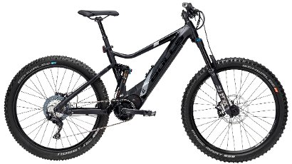BULLS E-Stream EVO AM 4 27,5+ Fully MTB Brose