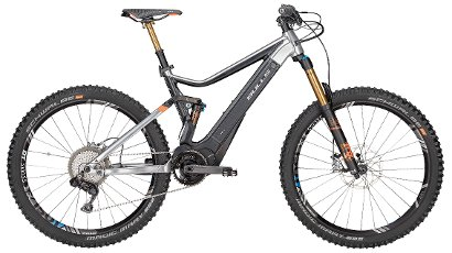 BULLS E-Core EVO AM RS Di2 27,5 MTB Shimano Steps E8000